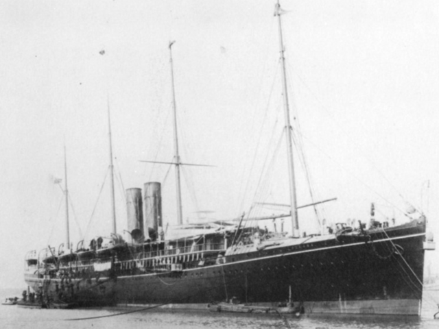 SS Oceana